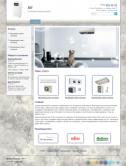 Сайт - продажа и установка кондиционеров